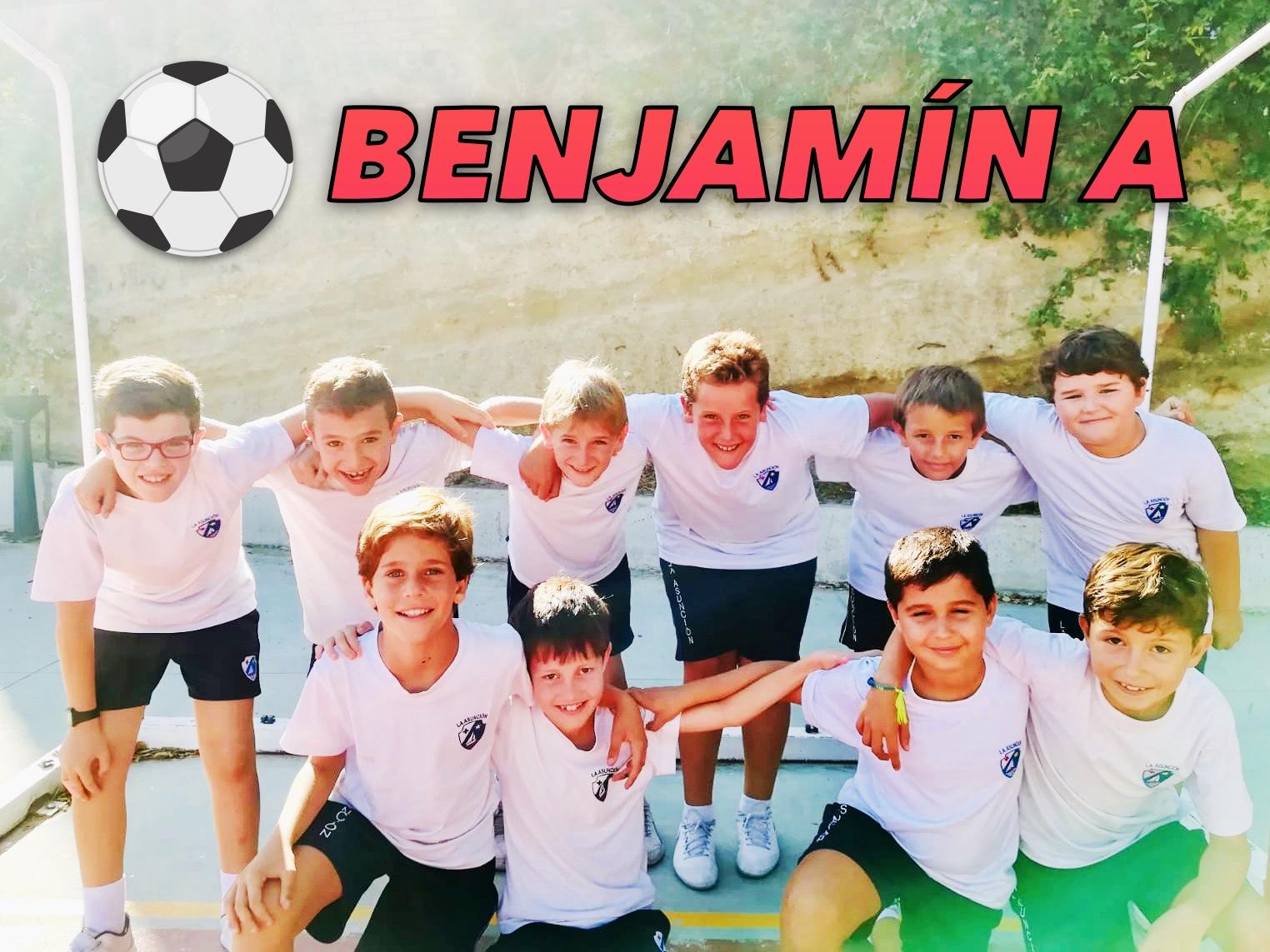 Benjamin A