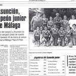 Campeonas Junior