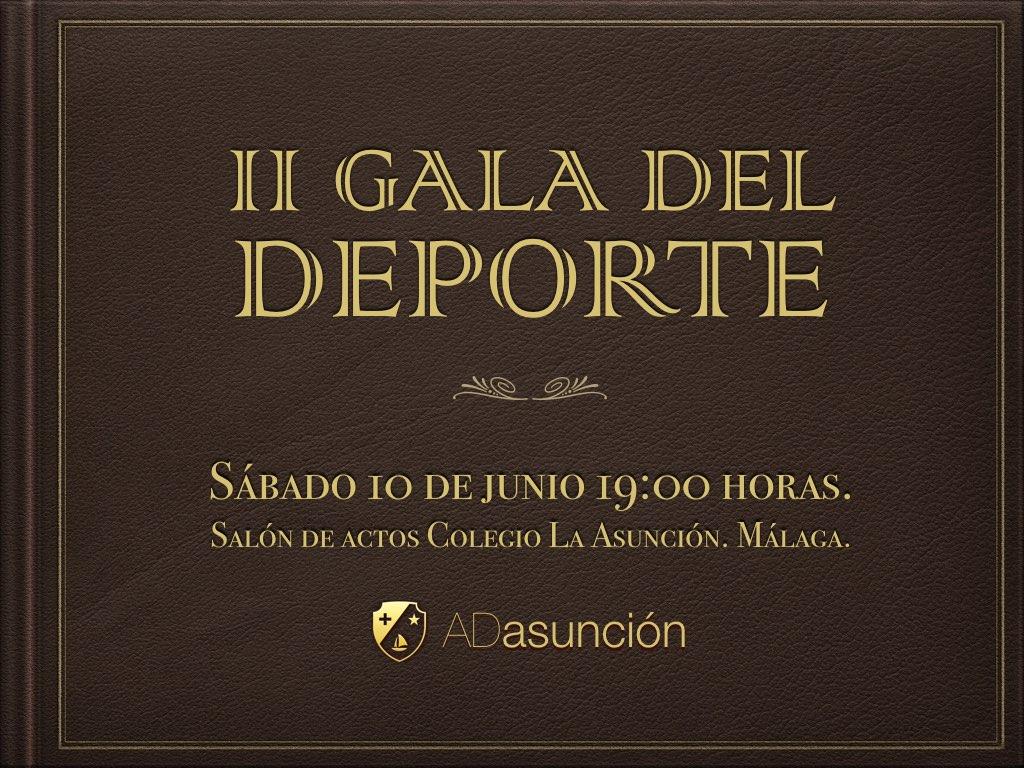 II Gala del Deporte.001