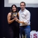 Zara Andrades - Mejor 2ª entrenadora
