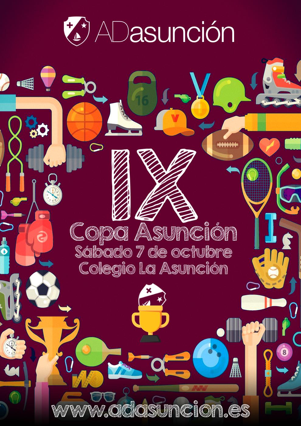 IX Copa Asunción