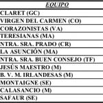 La Asunción 6º puesto